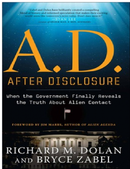 A.D. After Disclosure- Richard Dolan