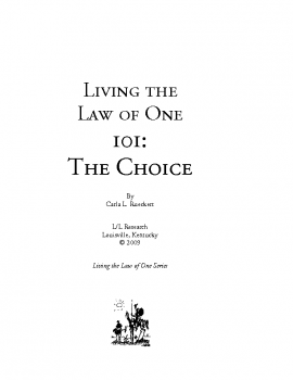 living_the_law_of_one_the_choice